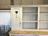 Large Handmade Display/Storage Unit - Very High Quality - Large Unit - Solid Wood