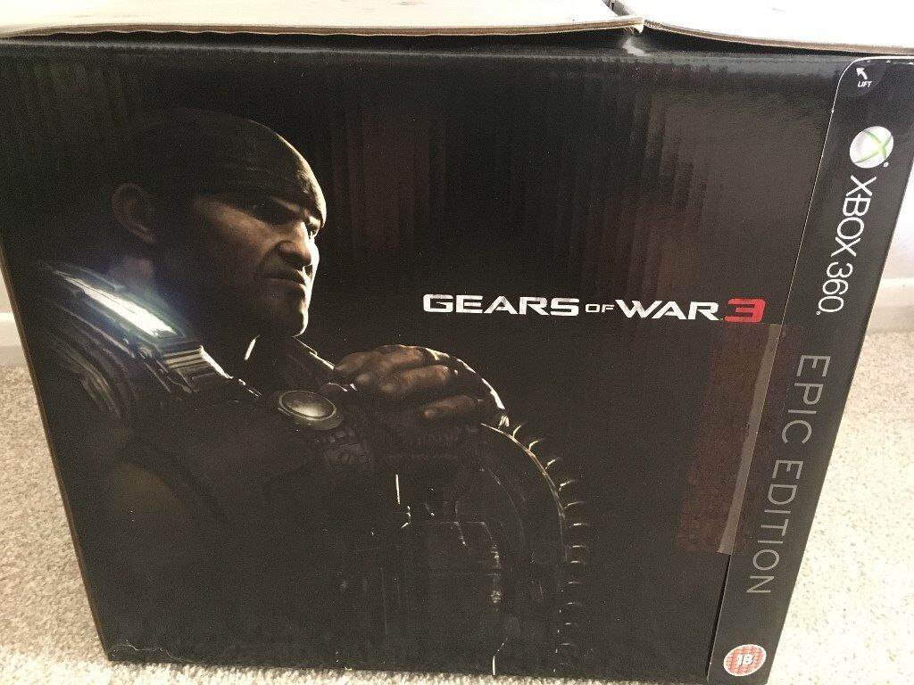 Gears Of War 3 Xbox 360 Epic Edition Boxed In Alton Hampshire Gumtree