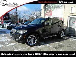 2009 BMW X5 35d TV/DVD TOIT NAV