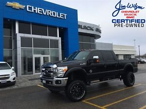 2016 Ford F-250 XLT DIESEL 4X4 4 LIFT KIT POWER SEAT ALLOYS!!!