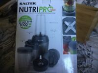 Rand new boxed Nutri pro 1000