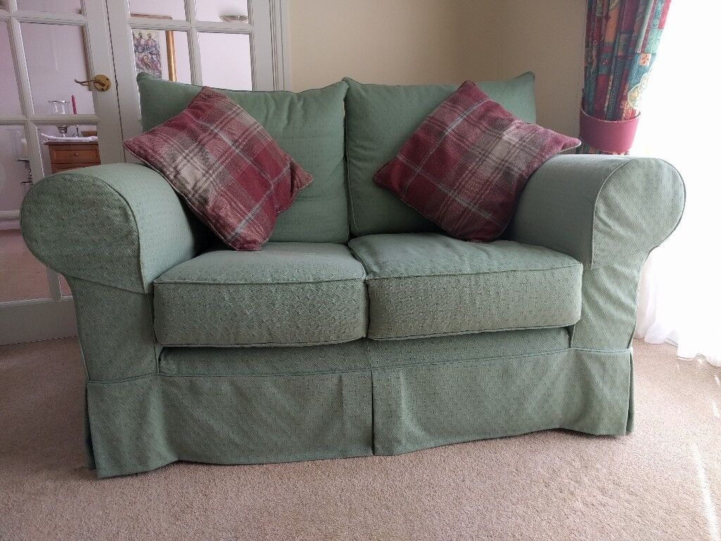 Multi York Sage Green Arm Chair 2 Seater Sofa And 3