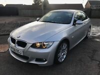 BMW 320i M SPORT COUPE 72,000 MILES E92 3 SERIES FULL SERVICE HISTORY HPI CLEAR 2.0 LITRE