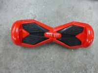 WIZBOARD EGO HOVERBOARD IN RED VGC C26