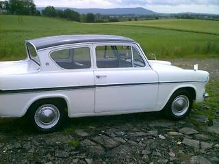 1964 Ford Anglia Super Classic Cars For Sale