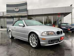 2001 BMW 3 Series 330Ci Msport Only 119KM