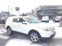2012 Ford Explorer Limited 4x4 *NAV*LEATHER*SUNROOF*WARRANTY* City of Toronto Toronto (GTA) Preview