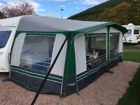 Caravan Awning 18ft only used a few times VGC