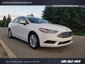 2017 Ford Fusion SE 1 Owner  No Accidents  Low KMS