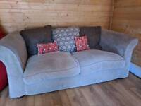 2x seater couch for free