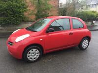 05 NISSAN MICRA 1.2 S*ONLY 67K*LONG MOT!LOW INS 2E!MINT!1 LADY OWNER!corsa,clio,fiesta,c2,aygo