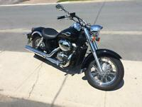 2001 Honda shadow deluxe American Classic edition