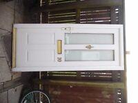 composite front door £45