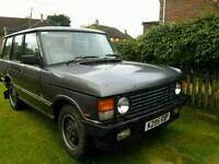 Classic Range Rover For Sale