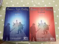 Routes to sight reading guitar music books 1 and 2