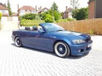 BMW E46 330CD M Sport Convertible Modified, Bargain