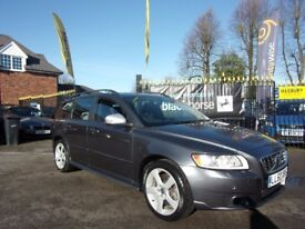 VOLVO V50 2.0 D3 R-Design 5dr (grey) 2010