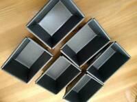 Mini loaf tins
