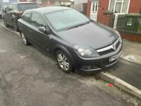 2010 59reg Vauxhall Astra 1.4 SXI Low Insurance Grey 3 Door