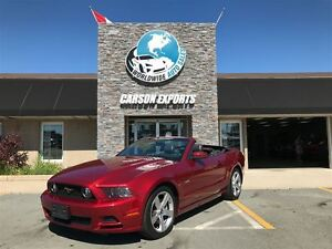 2014 Ford Mustang GT! WOW BEAUTIFUL CONVERTABLE! FINANCING AVAIL