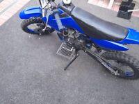 Pit bike125cc