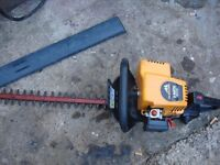 petrol strimmers grass cutter mcculloch full working perfect condition ready to use