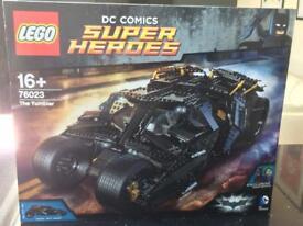 DC Comics Super Heroes 76023: The Tumbler