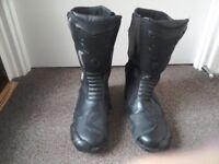 FIGO Motorbike boots.