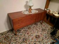 Vintage Sideboard Upcycle Shabby Chic