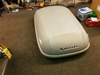 karrite 470ltr roof box