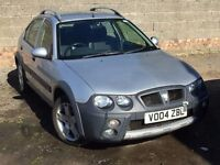 BARGAIN -2004 ROVER STREETWISE 2.0 DIESEL - SERVICE HISTORY - DRIVES EXCELLENT - EXCELLENT MPG