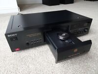 Audiophile Sony CDP-XB930E CD Player