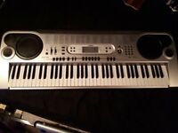 Casio LK-73 lighted touch sensitive digital keyboard