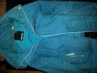 Bench jacket size large