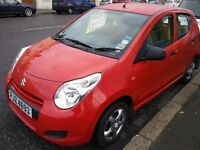SUZUKI ALTO SZ2 5 DOOR £20 ROAD TAX