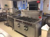 Commercial Kitchen to Rent. From £10/hour