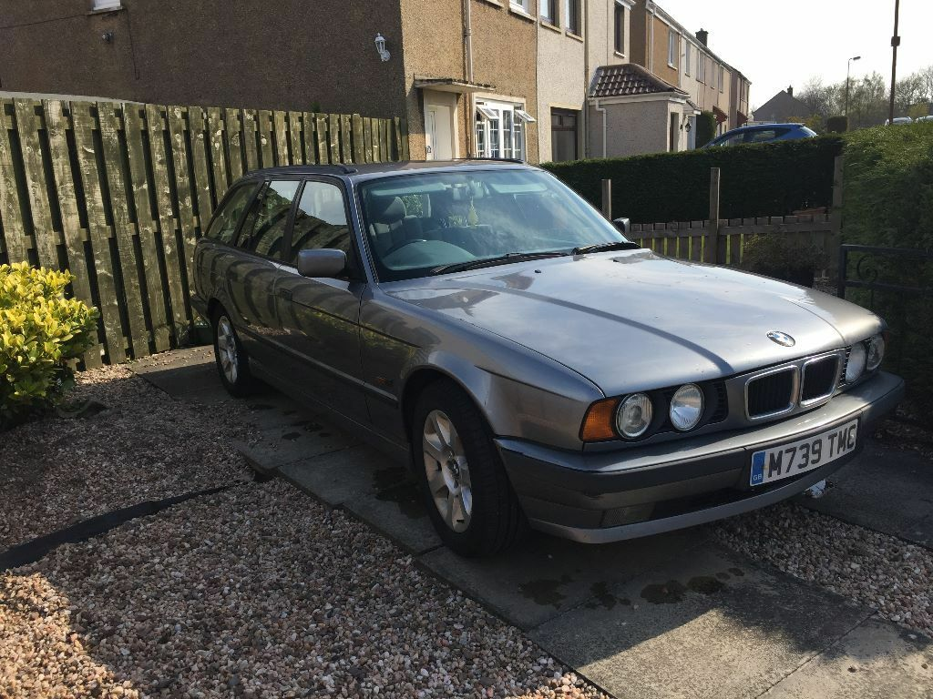 1994 bmw e34 525 tds automatic touring in penicuik midlothian gumtree. Black Bedroom Furniture Sets. Home Design Ideas