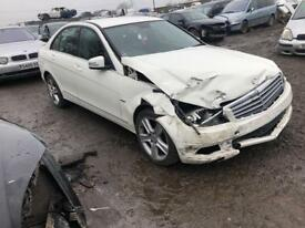 2010 MERCEDES C180 SPORT BREAKING SPARES PARTS ESSEX LONDON