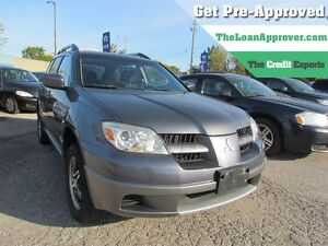 2006 Mitsubishi Outlander LS | FRESH TRADE | GREAT SHAPE