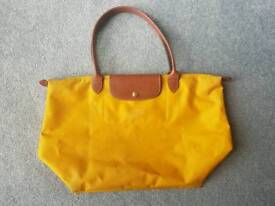 Original Longchamp Le Pliage Large Shoulder Bag