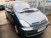 CITROEN XSARA PICASSO AUTOMATIC PETROL 2006 DRIVES NICE LOW MILEAGE