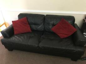 3 piece and 2piece suite, good condition