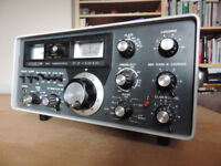 Yaesu FT101E HF Transceiver for spares or repair