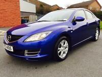 MARCH 2009 MAZDA 6 TS 2.0 PETROL ONLY 76,000 MILES SERVICE HISTORY TWO OWNERS