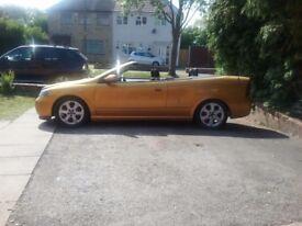 ASTRA cabrio for sale ... 1.8 manual ...51 reg ...127000