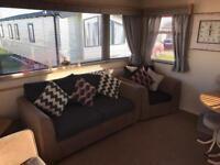 Caravan to let barmston beach