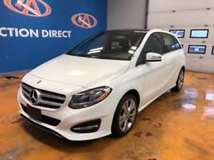 2015 Mercedes-Benz B-Class Sports Tourer 4MATIC (AWD)/ NAVI/...