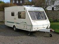 2003 Swift Challenger 480SE 2 Berth Caravan + Isabella awning+mover