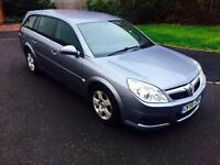 DIESEL ESTATE VECTRA 1.9CDTI 120 EXCLUSIVE++LONG MOT++