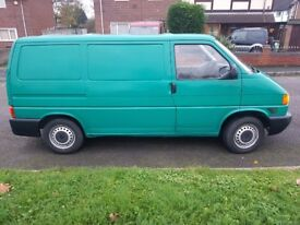 VW TRANSPORTER T4 ** LOW MILES ONE PREVIOUS OWNER ** VOLKSWAGEN